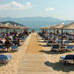 Плаж на Керамоти-Гърция-109км. от Златоград
