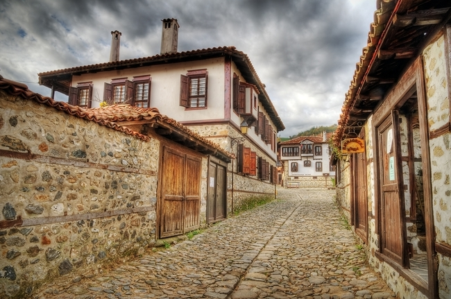 Етнографски ареален комплекс-Златоград